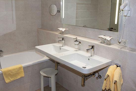 Klassik Badezimmer