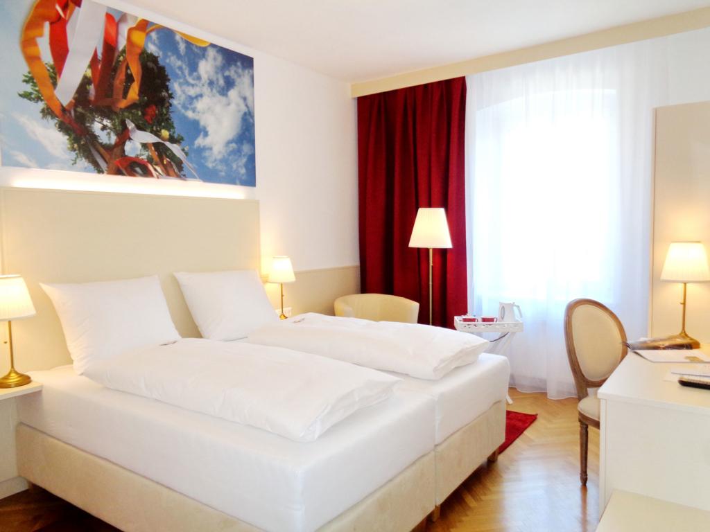 Premium-Terrasse Zimmer