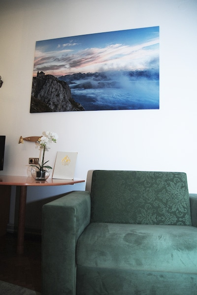 renoviertes Hotelzimmer in Villach