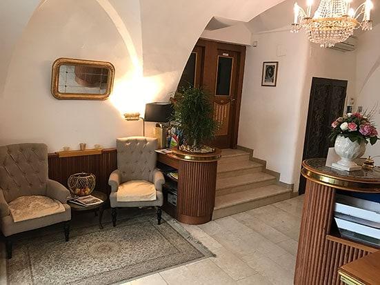 Hotel im Stadtzentrum in Villach