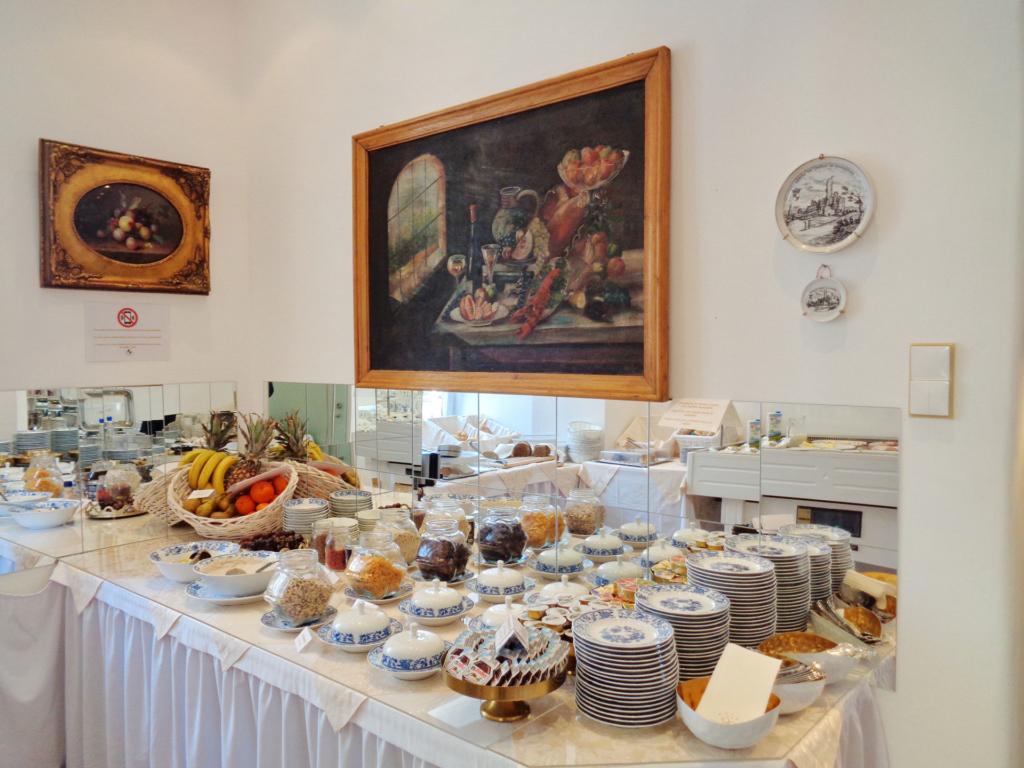 Zimmer mit Frühstück in Hotel in Villach