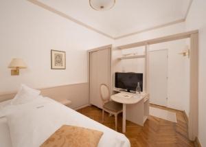 Einzelzimmer im Hotel Goldenes Lamm
