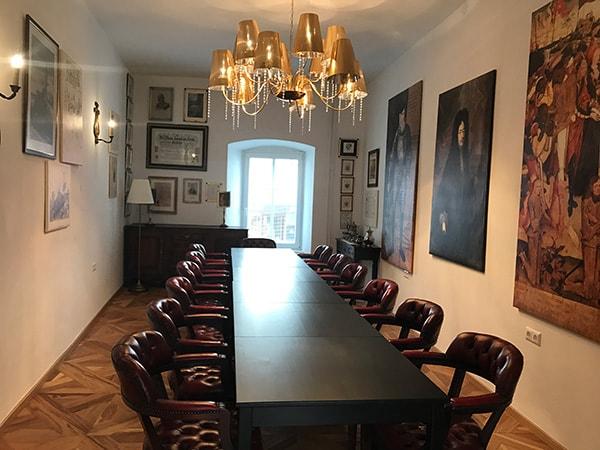 Seminarraum in Hotel in Villach