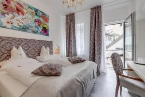 Premium-Terrassen-Zimmer Bad